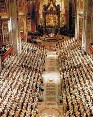 Concílio Vaticano II (1962-1965)